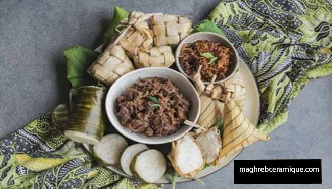 Which is Healthier for Ketupat, Rice Cake, or Rice