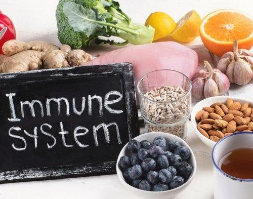 Here Are Foods That Can Boost Immune